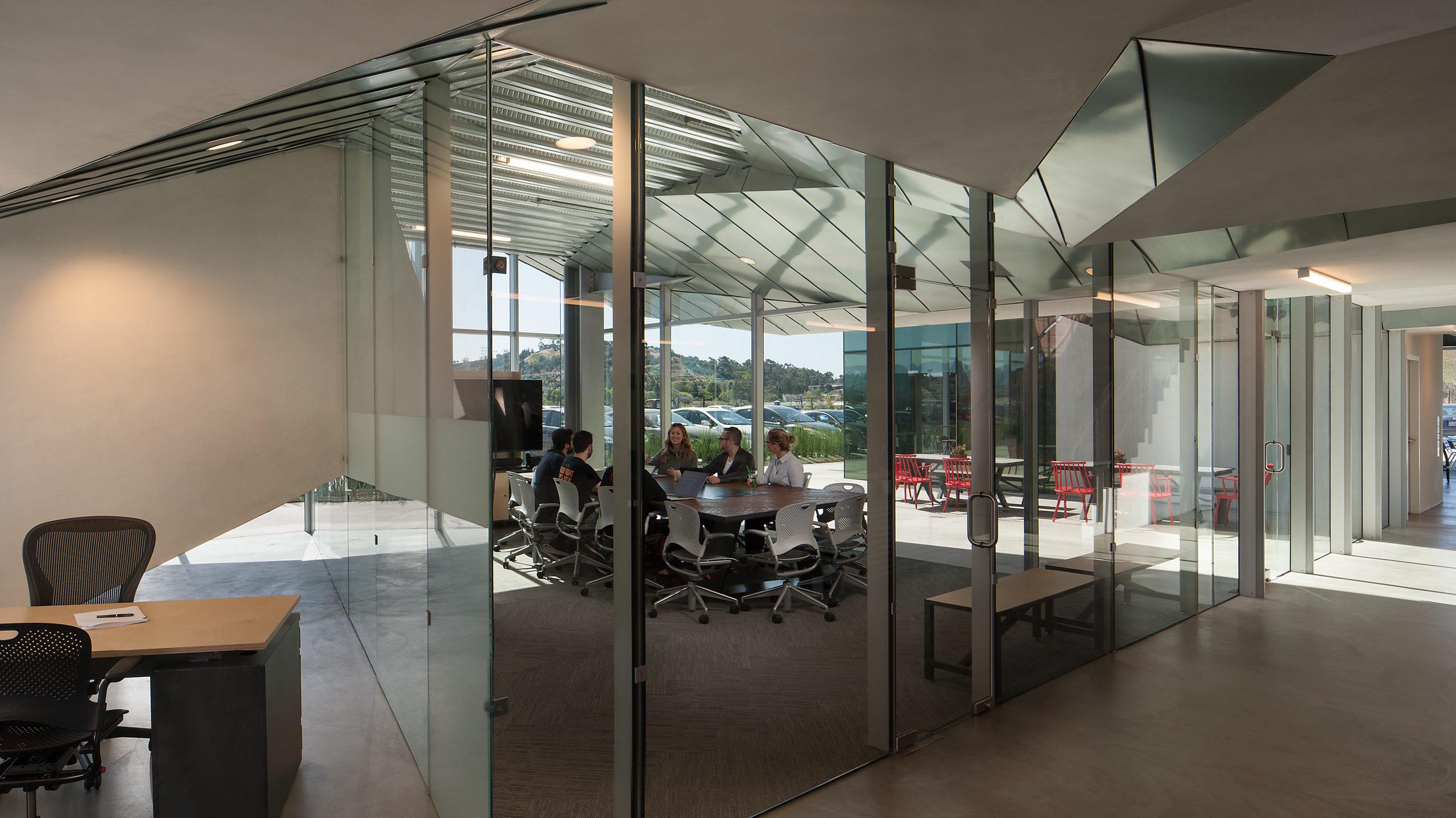 Pterodactyl Eric Owen Moss Architects